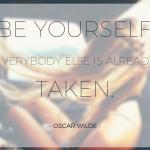 [Inspiração do Dia] – Seja você mesma