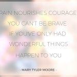 [Inspiração do Dia] Coragem