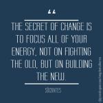 [Inspiração do Dia] Construindo o novo