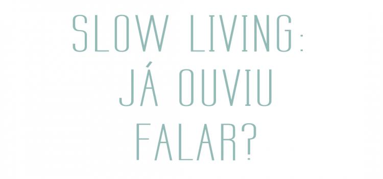 IG - Slow Living