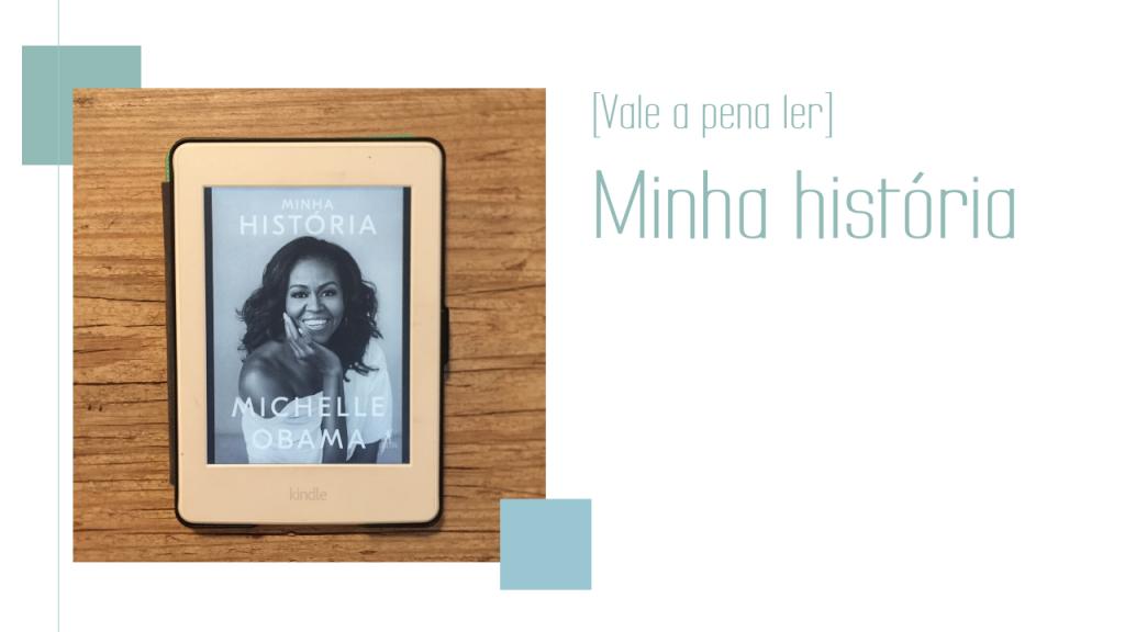 Blog - Minha história
